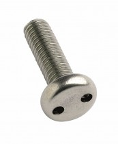 2-Hole Security Fasteners