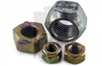 All Metal Locking Nuts