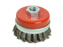 Wire Wheels & Brushes for Angle Grinders