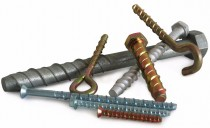 Concrete Screws & Multifix Bolts