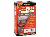 Everbuild Lumberjack Wood Treatments