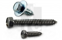 Hexagon Head Self Tapping Screws