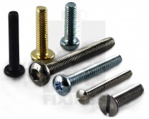 Imperial Machine Screws