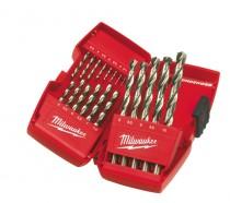 Milwaukee Thunderweb HSS-G Jobber Drills