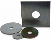 Penny Washers & Square Plate Washers