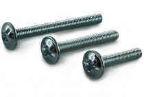 Pozi Flange Head Machine Screws