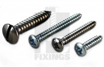 Raised Head Self Tapping Screws