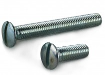 Raised Head Machine Screws