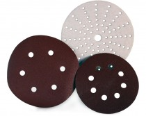 Sanding Discs & Backing Pads