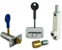 Secondary Window & Door Locks
