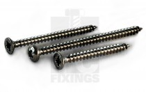 Stainless Steel Chipboard Screws