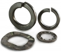 Stainless Steel Locking Washers