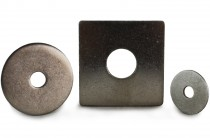 Stainless Steel Penny & Square Plate Washers