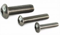 Stainless Steel Socket Button Head Screws