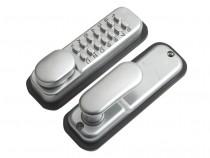 Digital Push Button Locks