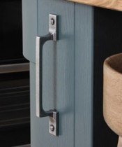 Finesse Pewter Pull Handles