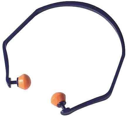 3M 1310 Ear plug + Band