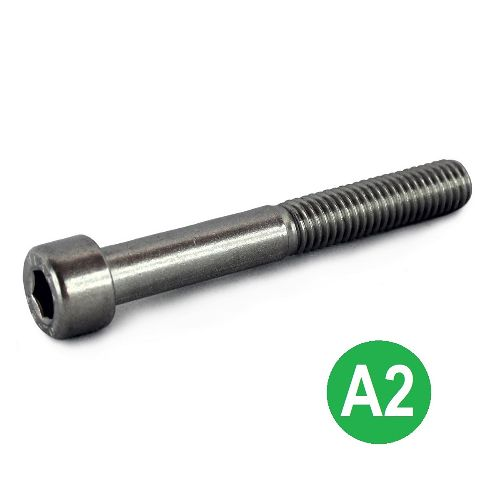 M16x60 A2 Socket Cap Head Screw DIN 912