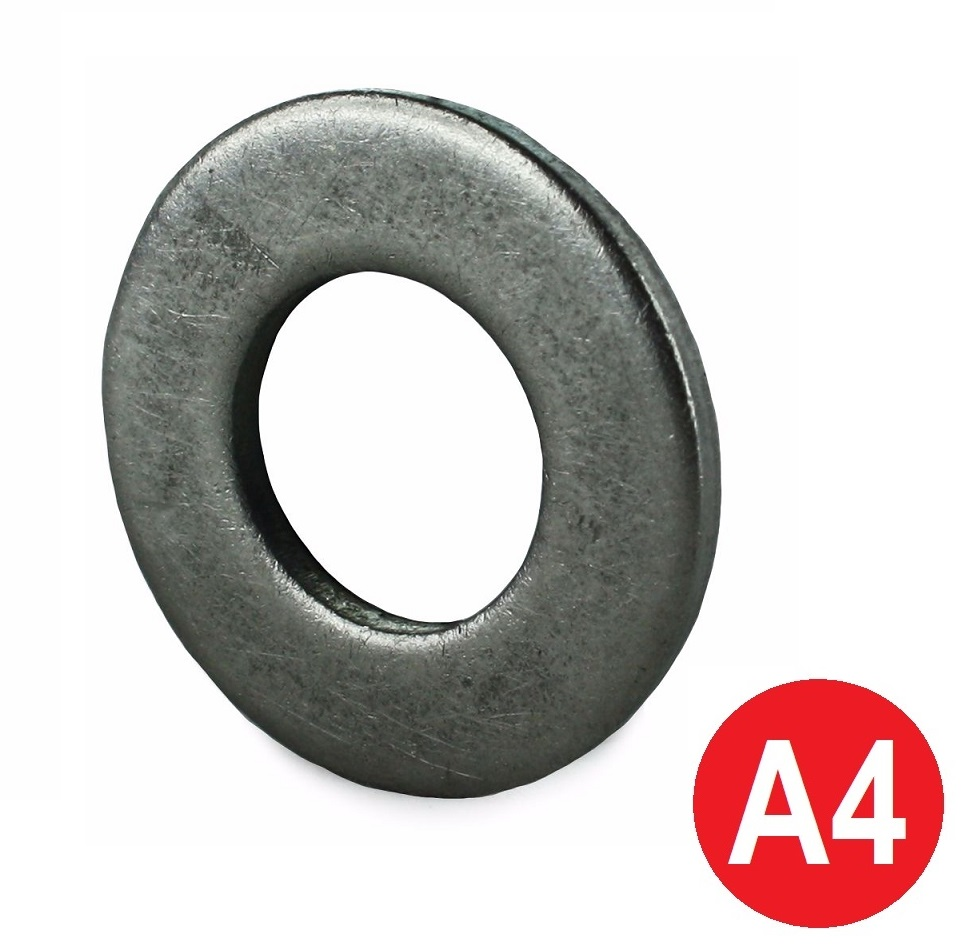 M10 A4 Form C Flat Washer BS 4320