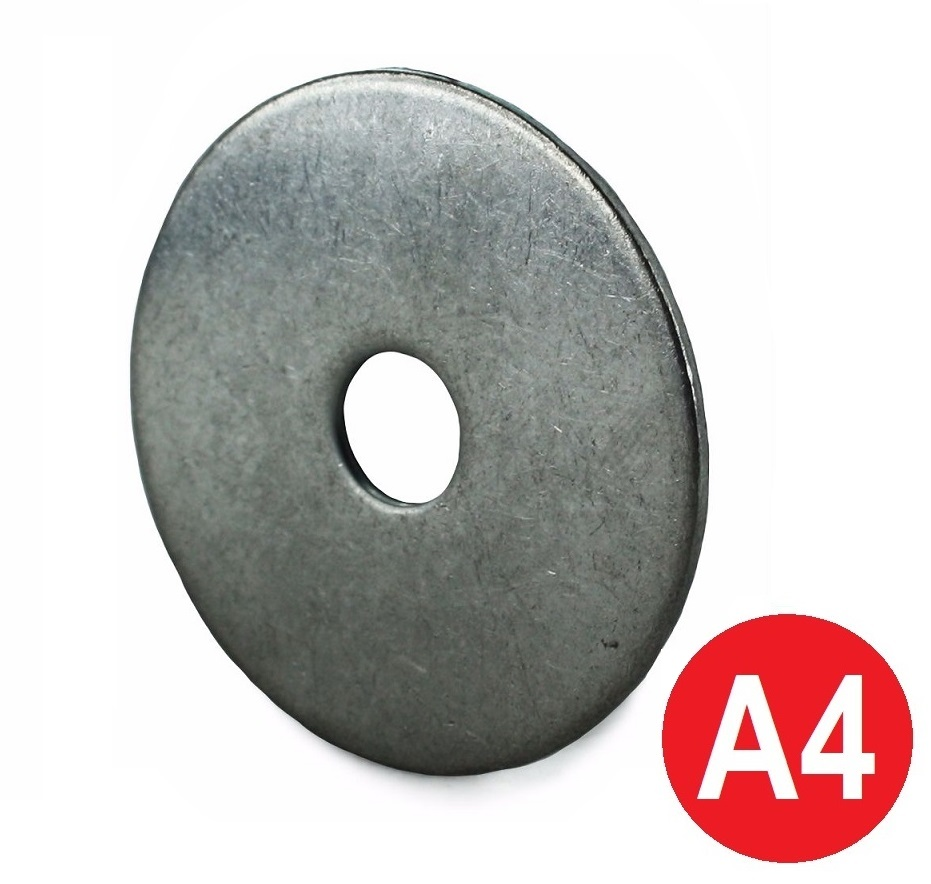 M8x25mm Penny Washers