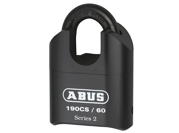 Abus 190/60 60mm H/Duty Combination Padlock