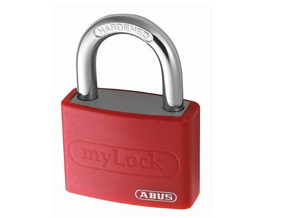 Abus T65AL/40 40mm My Lock Aluminium Padlock