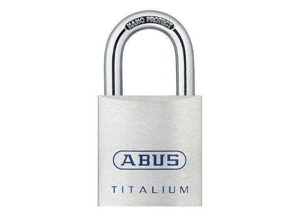 Abus 80TI/40 Titalium Padlock 40mm