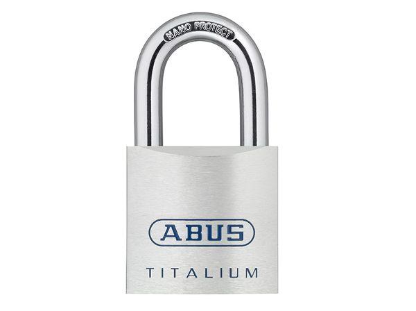 Abus 80TI/45 Titalium Padlock 45mm