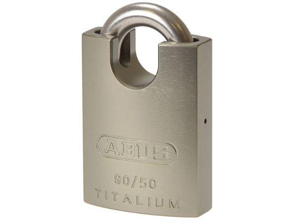 Abus 90RK/50 Titalium Padlock
