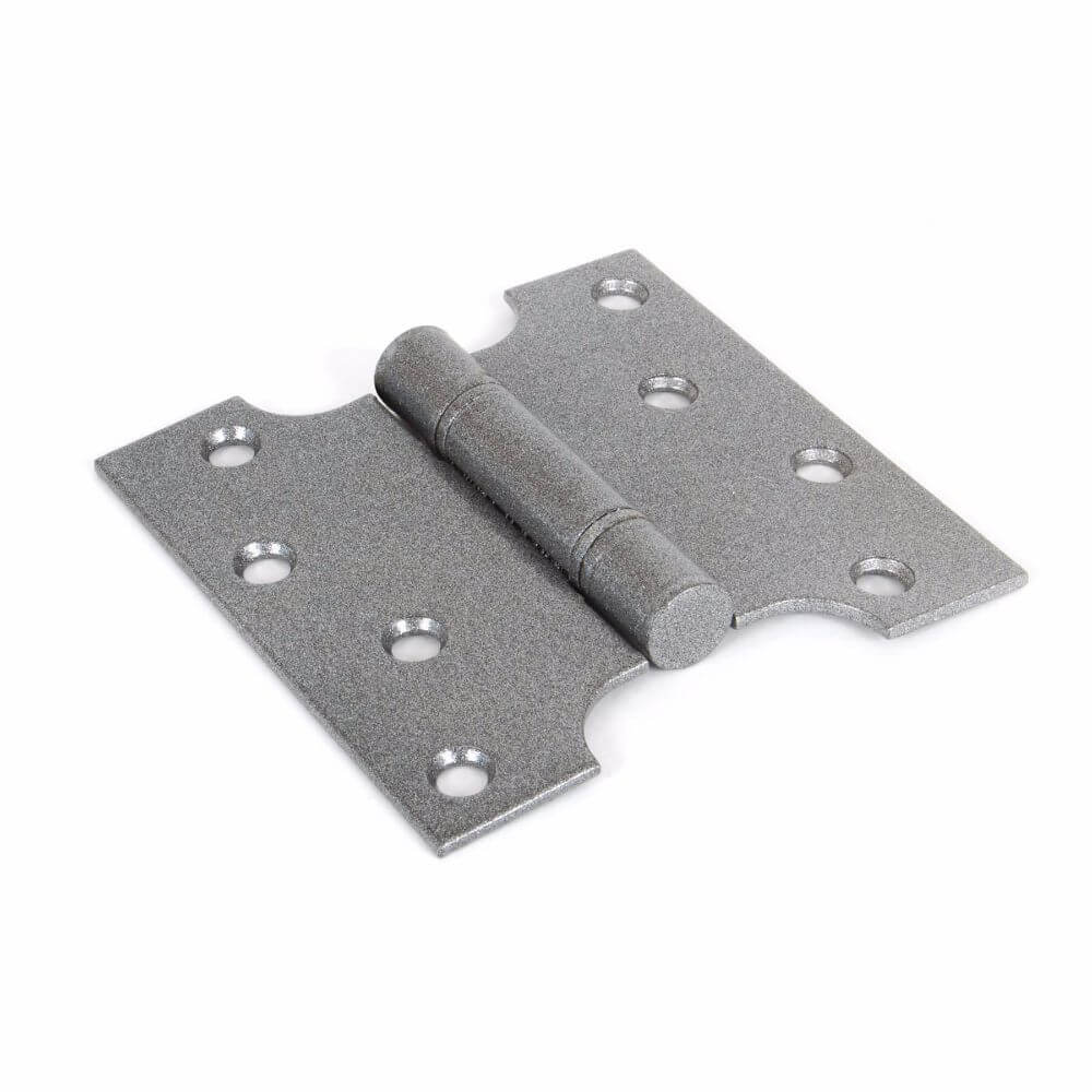 Anvil 33044 Pewter 4x4 in. Parliament Hinge