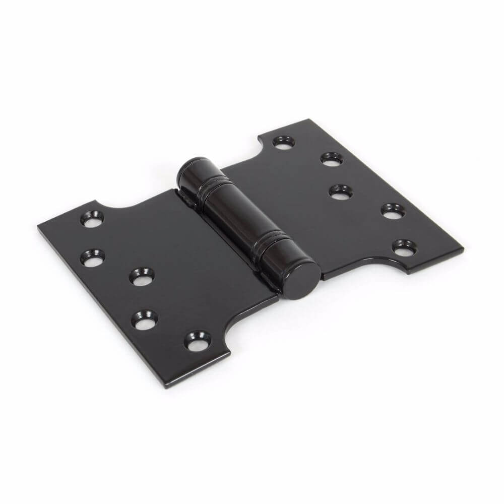 Anvil 33045 Black 4x5 in. Parliament Hinge