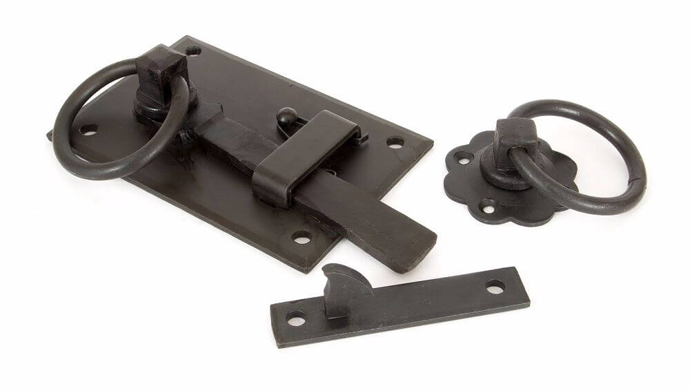 Anvil 33147L Beeswax Cottage Latch - LH
