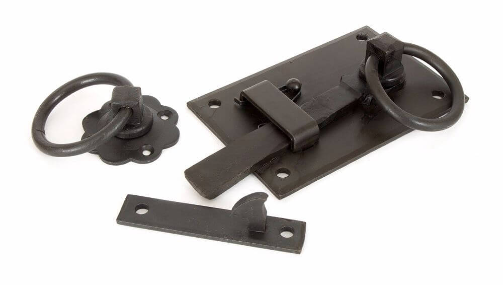 Anvil 33147R Beeswax Cottage Latch - RH