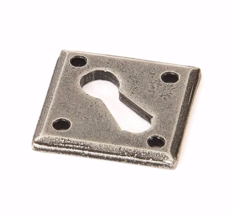Anvil 33613 Pewter Diamond Escutcheon