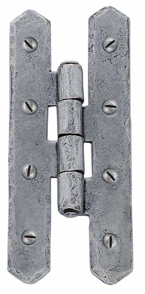 Anvil 33628 Pewter 4  H Hinge (pair)