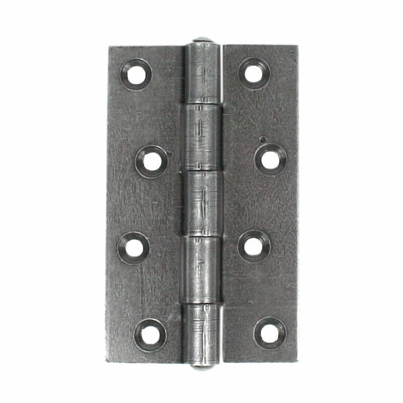 """20 x Pairs of White Coated 3/"""" Loose pin Butt Hinges Wood Metal Door Gate"""
