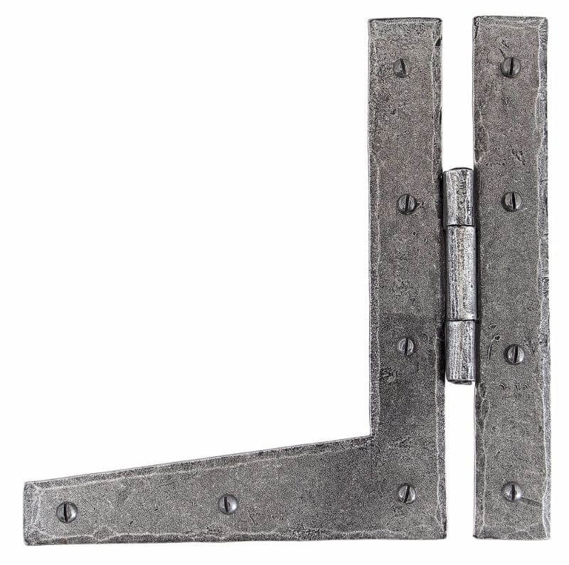 Anvil 33759 Pewter 9'' HL Hinge (pair)