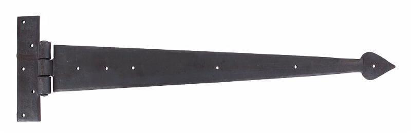 Anvil 33844 Beeswax 22'' Arrow T Hinge (pair)