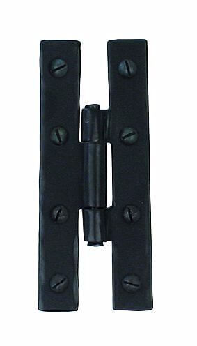 Anvil 33985 Black 3¼'' H Hinge (pair)