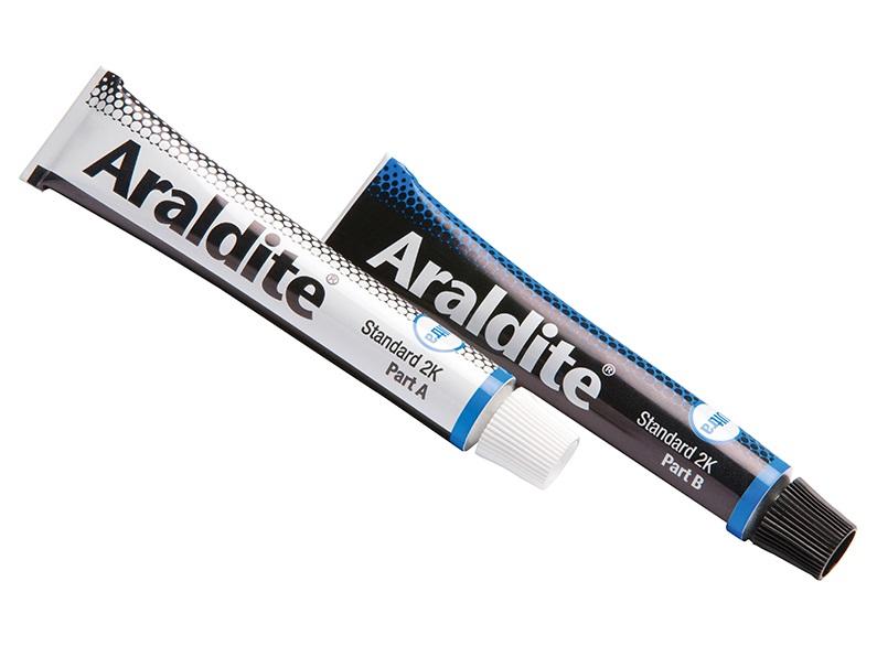 Araldite Standard Epoxy Adhesive (2 x 15ml)