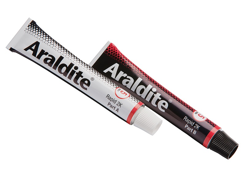 Araldite Rapid Epoxy Adhesive (2 x 15ml)
