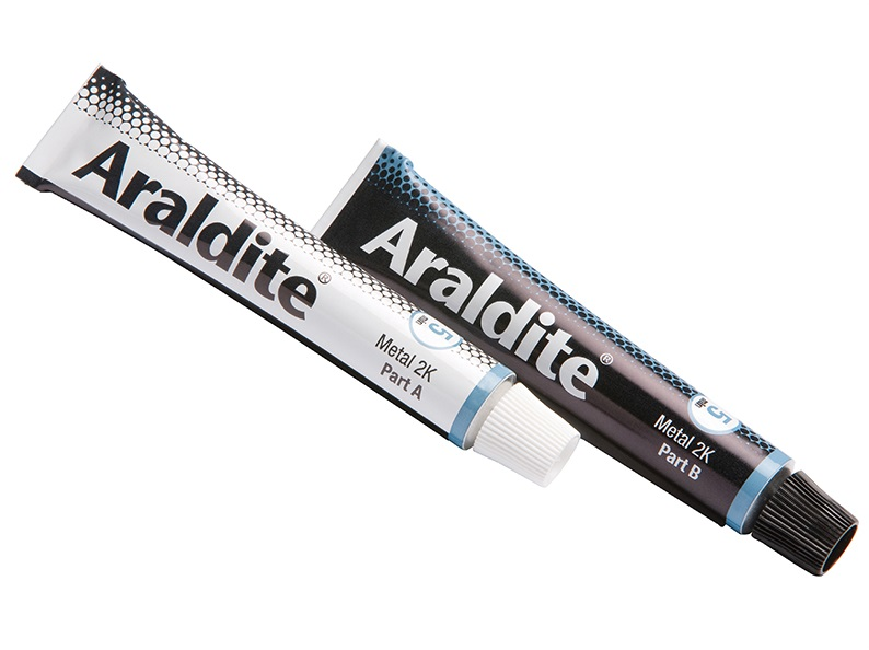 Araldite Steel Epoxy Adhesive (2 x 15ml)