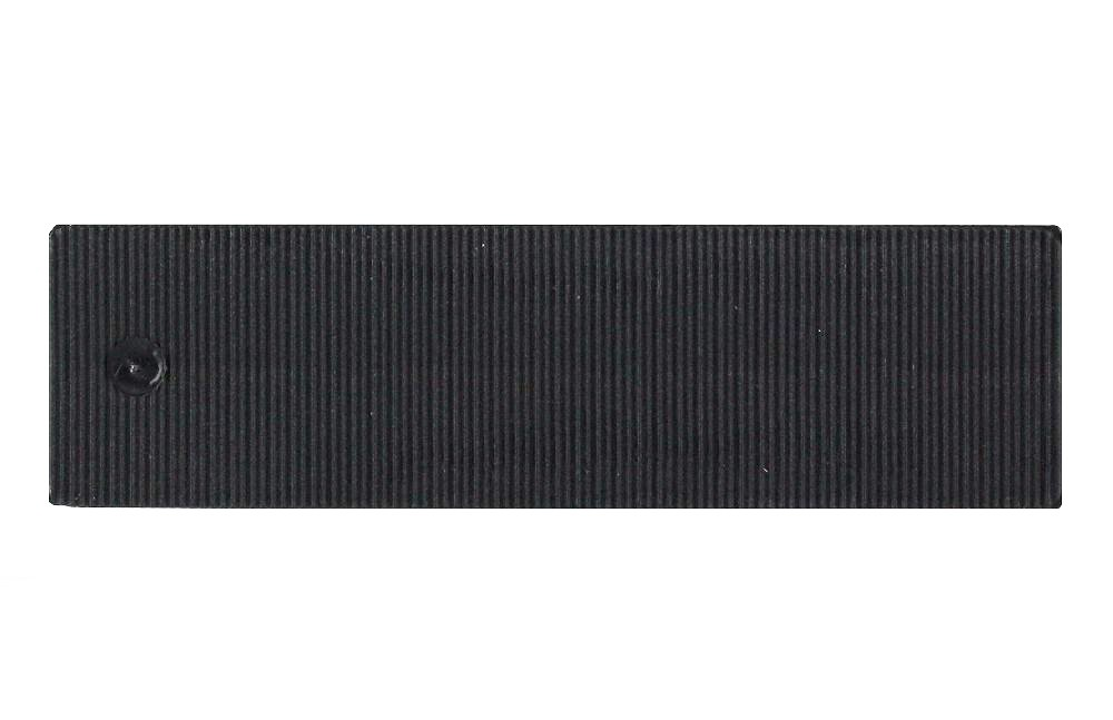 Broadfix Flat Glazing Shims Black 2mm