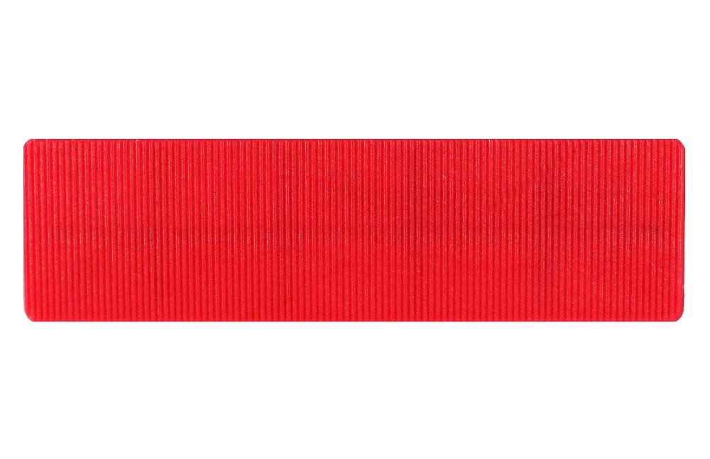 Broadfix Flat Glazing Shims Red 6mm