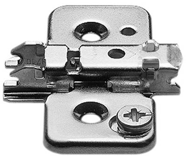 Blum Adjustable Back Cam Plate 0mm Spacing