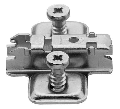 Blum Back Plate 3mm Spacing With Euro Screws