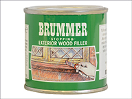 Brummer Exterior Stopping Dark Oak