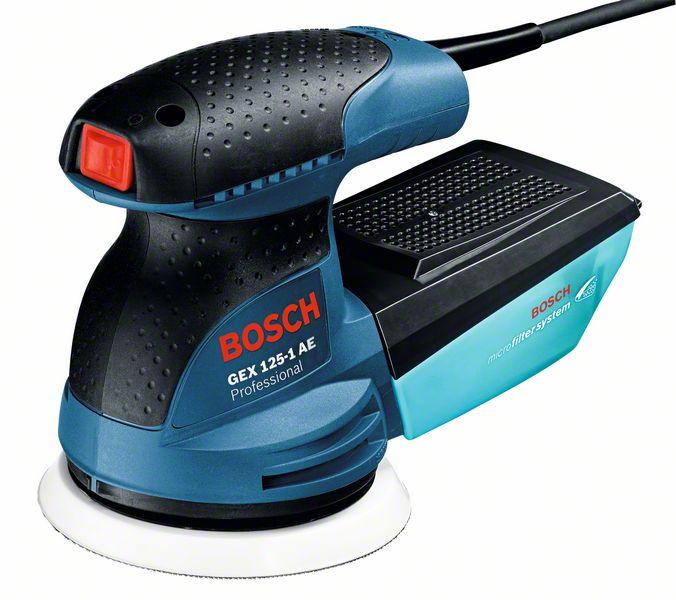Bosch GEX125-1 AE Random Orbital Sander