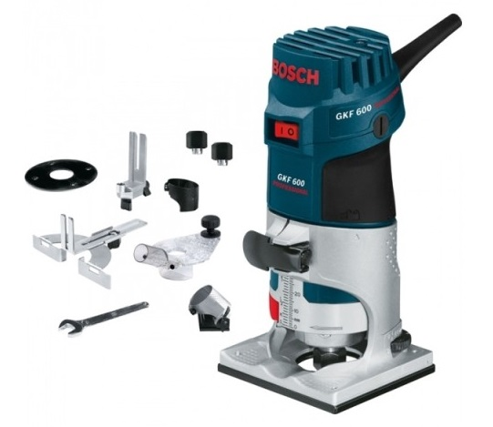Bosch GKF600 Professional 1/4  Router 240V