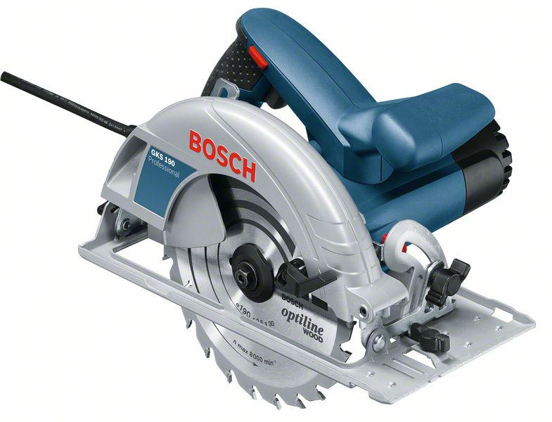 Bosch GKS190 Professional 190mm Circular Saw
